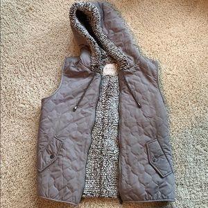 Altar'd state hooded vest